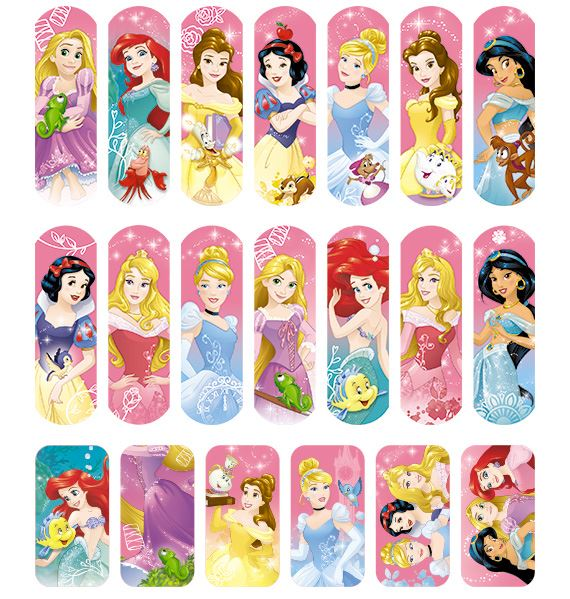 Hansaplast losse pleisters disney princess kind