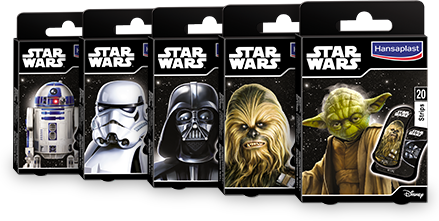 Star Wars pleisters